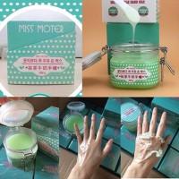 MISS MOTER Matcha & Milk Hand Wax /Mis Motter Kore