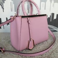 Fendi 2 Jours/Jour mini Baby Pink