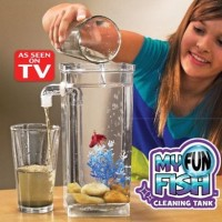 harga cleaning fish tank pembersih sisa pakan air ikan hias mas koi aquarium Tokopedia.com