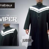 Jubah Viper Black