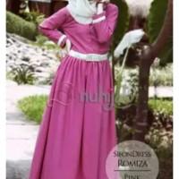 Nuhijab Sifon Dress Romiza
