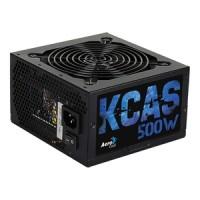 Power Supply AEROCOOL GAMING KCAS 500W - PS 500W REAL