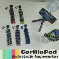 Gorilla Pod + Holder Universal