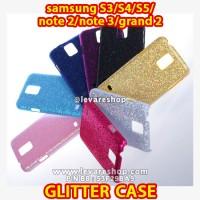 Hard Case Casing Glitter - SAMSUNG S3/S4/S5/NOTE 2/NOTE 3/GRAND 2