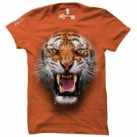 K-3D-GEN TIGER ROAR ORANGE KID