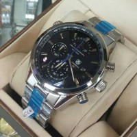 TAG HEUER CARERA RS 3 SILVER