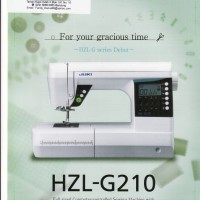 HZL-G210 JUKI PORTABLE