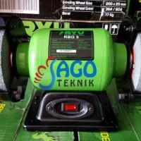 Mesin Grinda Gerinda Duduk Bench Grinder Tekiro RYU 6 inch RBG 6 250W