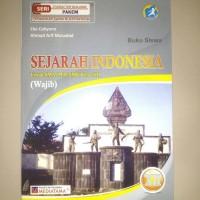 Jual Buku SEJARAH INDONESIA Kelas XII SMA/MA/SMK - BUKU SEKOLAHKU ...