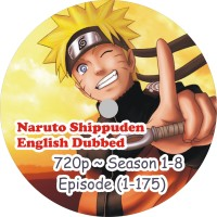 DVD Naruto Naruto Shippuden English Dubbed 720p Season 1-8 Ep.(1-17)