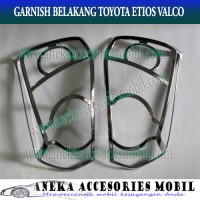 harga Garnish Lampu Belakang/Rear Lamp Garnish Mobil Toyota Etios Valco Tokopedia.com