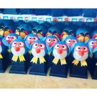 harga Piala Boneka Pinguin / Trophy Boneka Karakter Murah / Piala Tk & Sd Tokopedia.com