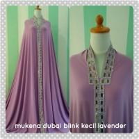 harga Mukena Dubai Blink 1s(kecil)- Lavender | Spesial Mukena Lebaran Tokopedia.com