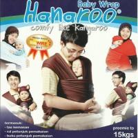 Jual Gendongan bayi hanaroo baby wrap polos Murah