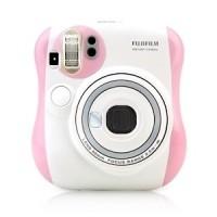 Polaroid Instax 25s Pink (Free Hard Case + Jelly Album)
