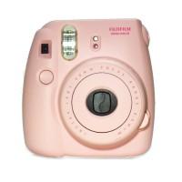 Polaroid Instax 8 Pink (Free Hard Case + Jelly Album)