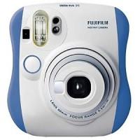 Polaroid Instax 25s Blue (Free Hard Case + Jelly Album)
