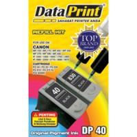 REFILL INK DATA PRINT DP40 HITAM