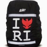 Jual Cover Tas Ransel/Rain Bag/Bag Cover Waterproof Made in Cover Super Murah