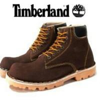 Sepatu Timberland Boot Kulit