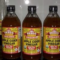 harga BRAGG cuka apel / apple cider vinegar organic Tokopedia.com