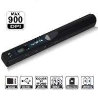 Scanner Portable LODS Skypix TSN 410 Handyscan 900 Dpi Sangat membantu