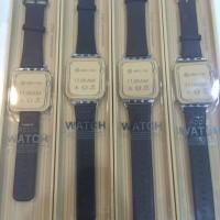 remax strap kulit original apple smartwatch