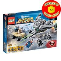 LEGO 76003 - Superman: Battle of Smallville
