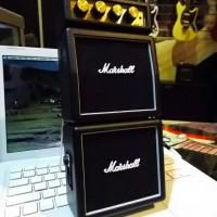Marshall MS-4, Amplifier Gitar