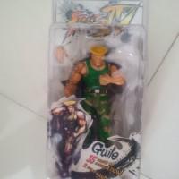 NECA Street Fighter IV Guile