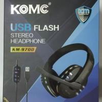 KOMC KM-9700 HEADSET USB