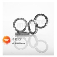 Lock Ring Livery Design Gruppe Silver