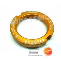 Lock Ring Livery Gold