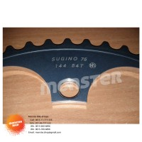 Chain Ring Sugino 75 NJS 54T Silver
