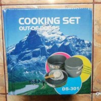 cooking set / nesting ds 301