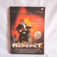 Buku The Power of Kepepet. Jaya Setiabudi YEA Entrepreneur Camp
