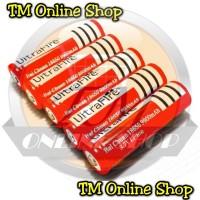 Baterai Ultrafire-Uitraflrc 18650 9900mAh 3.7V Batre-Batrai Cas Senter