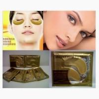 Gold Eye Crystal Collagen Mask
