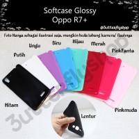 Glossy Softcase Oppo R7+