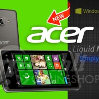 harga Acer Liquid M220 Black (OS Windows Phone 8.1) Tokopedia.com