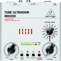 Jual Preamp Tabung Behringer Tube Ultragain Mic200 murah diBandung