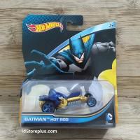 harga Hot Wheels Batman Hot Rod Dc Comics Tokopedia.com