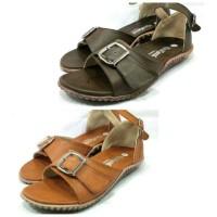 Sepatu Sandal Slop kickers wanita santai formal