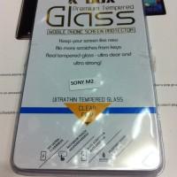 Sony Xperia M2 / M2 Aqua Tempered Glass Screen Protector Merk Kibox