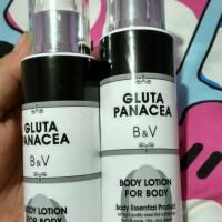 GLUTA PANACEA BODY LOTIOn