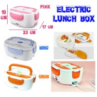 Jual Lunch Box Electric Penghangat Makanan Murah