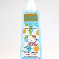 Vivelle Hello Kitty Hand Soap 300 Ml Blue