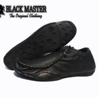 harga Sepatu Original Black Master Low Ferrari Tali Hitam Tokopedia.com