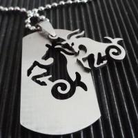 Kalung Zodiac Capricorn