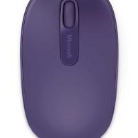 Microsoft Wireless Mobile Mouse 1850  (purple)